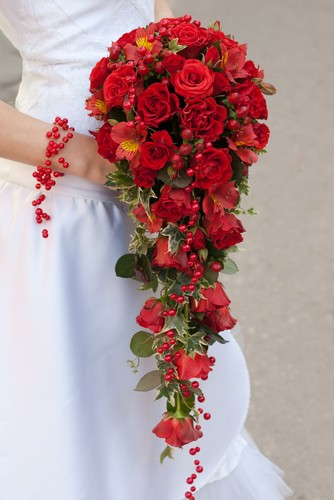 (26WB12) Wedding Bouquet