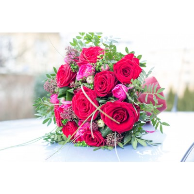 (21WR08) Rose Bouquet
