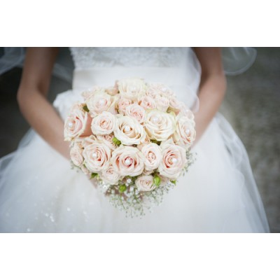 (10WB06) Wedding Bouquet